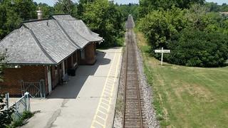 St Marys Train Station