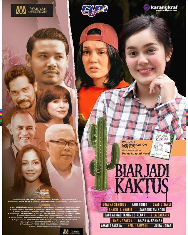 poster Biar Jadi Kaktus di TV2