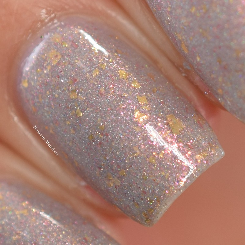 Girly Bits What's It All A Boot? swatch