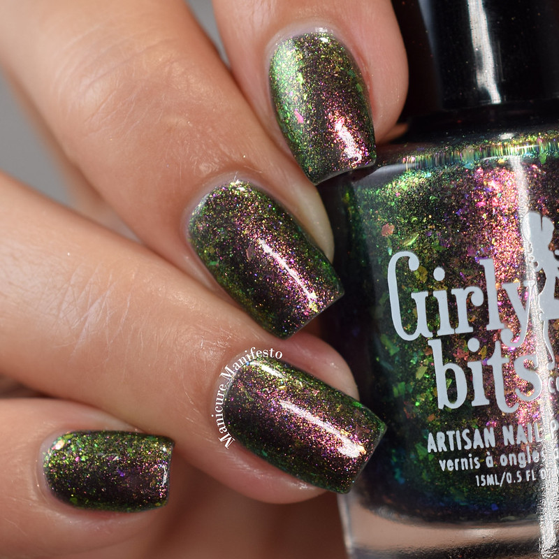 Girly Bits O, Cannabis