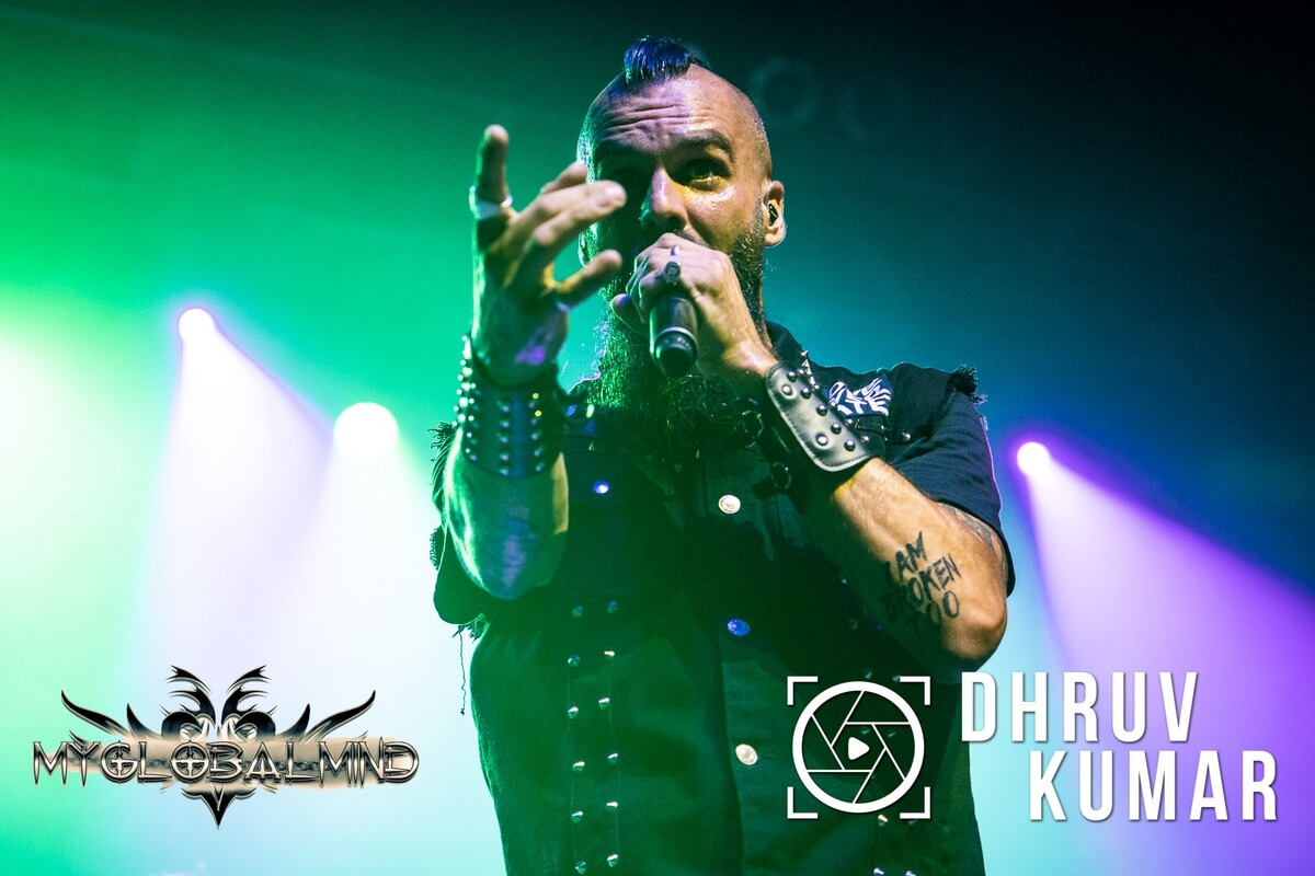 Killswitch Engage & Clutch Live at the The Paramount in