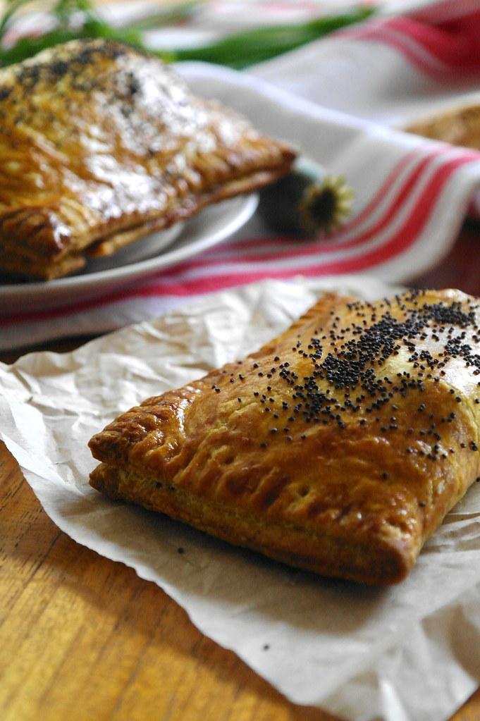 chard allspice pastries