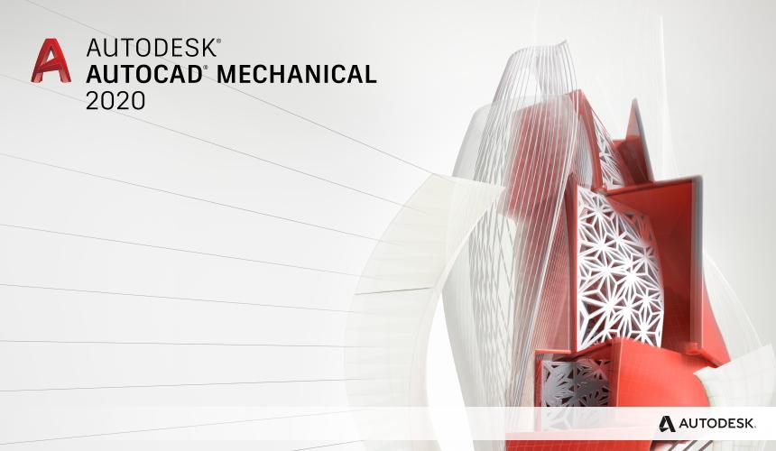 Autodesk AutoCAD Mechanical 2020 full