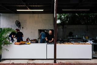 Cobaya Isabela with Chef Jose Ramirez-Ruiz