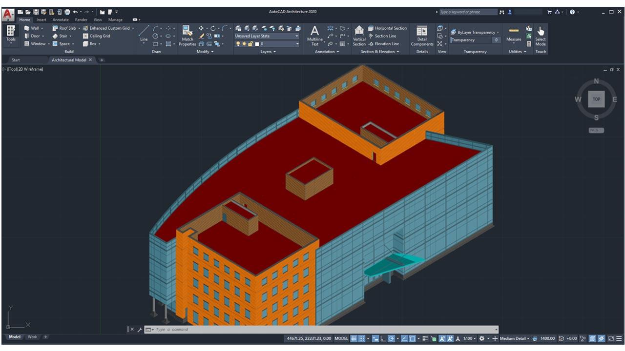 Design with Autodesk AutoCAD Architecture 2020 full license