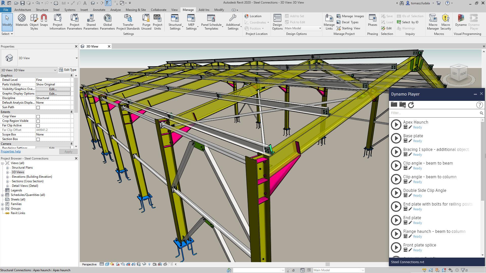 Working with Autodesk Revit 2020 full license
