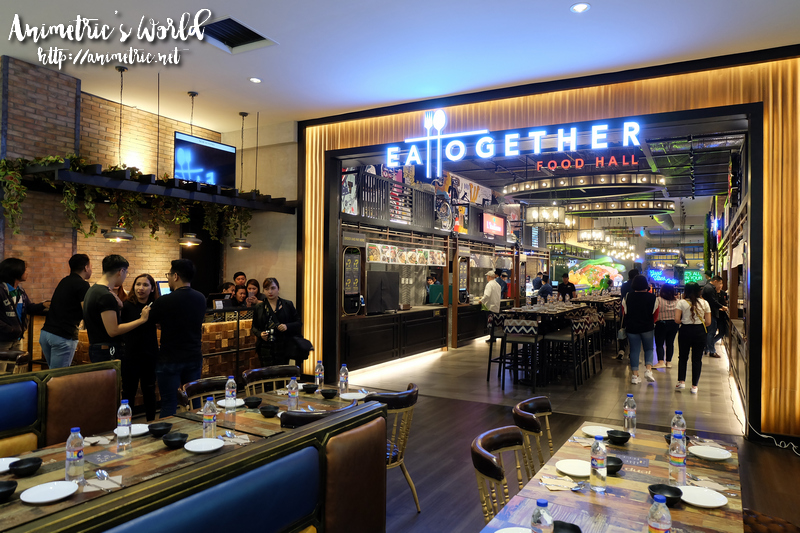 Eatogether Food Hall Capital Commons