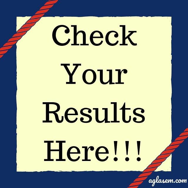 ISC 11th Result November 2019