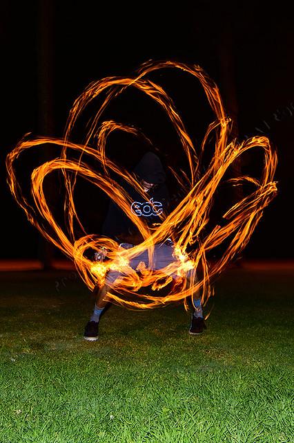 Glow Flow Arts Santa Monica