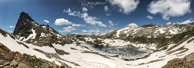 Punta della Rossa, Laghi Geisspfadsee e Züesse - Canton Vallese (Switzerland)