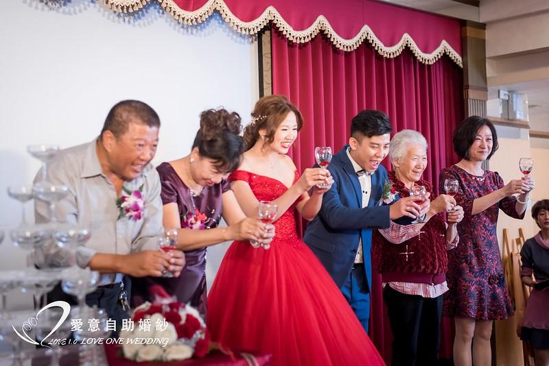 高雄婚禮紀錄推薦愛意1340