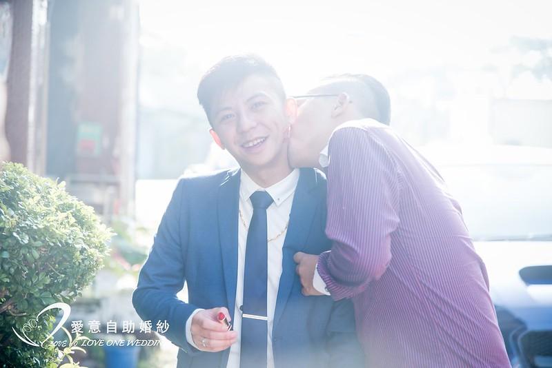 高雄婚禮紀錄推薦愛意1313