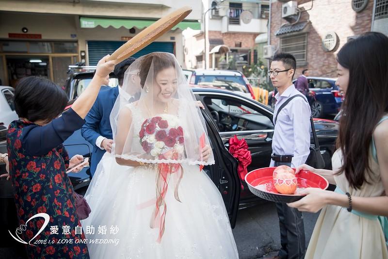高雄婚禮紀錄推薦愛意1325