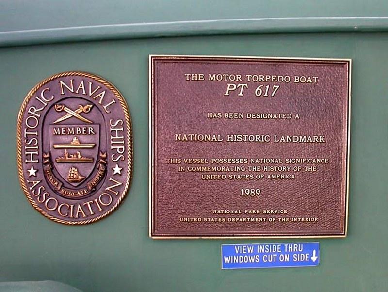 PT Boat PT-617 00004