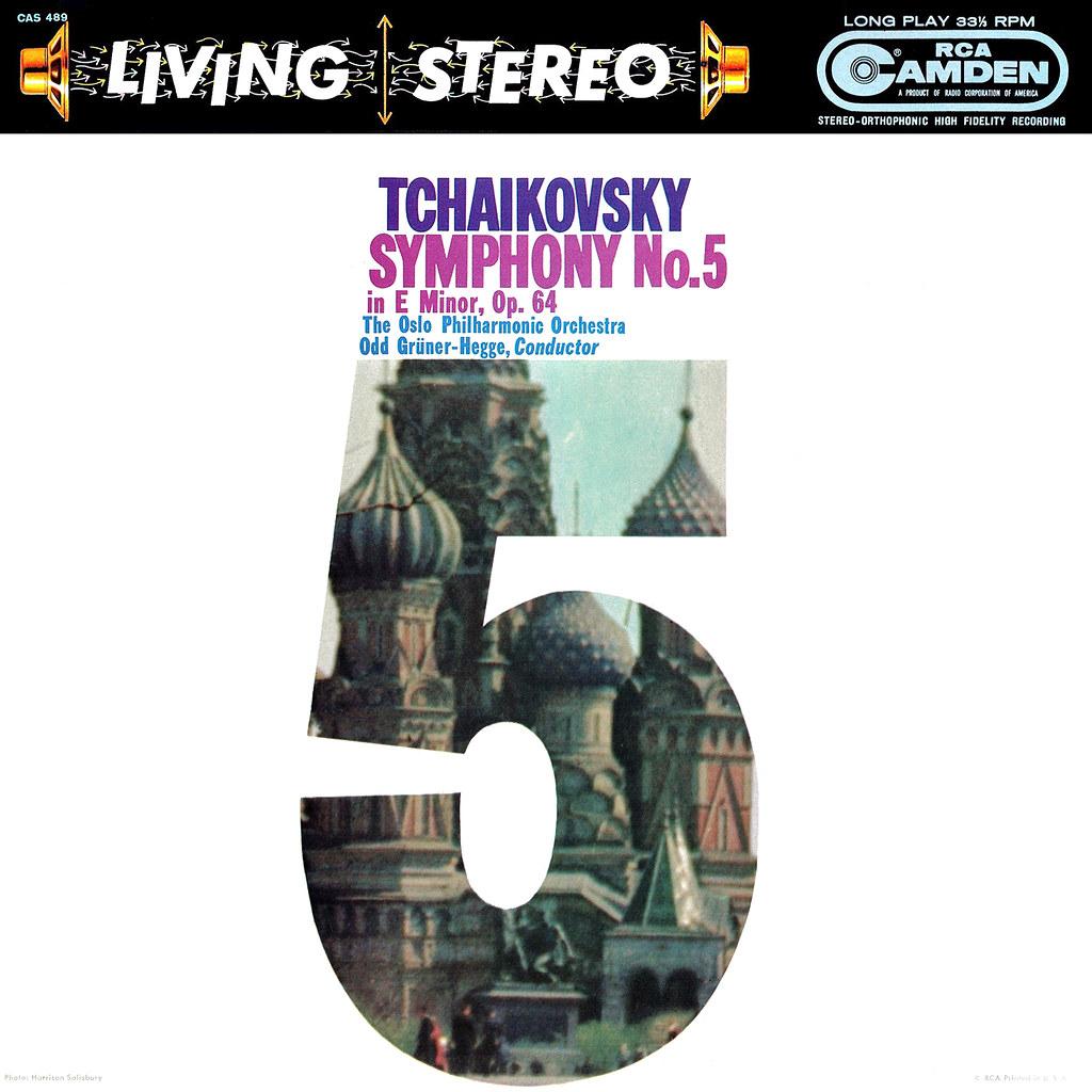 Pyotr Ilyich Tchaikovsky - Symphony 5