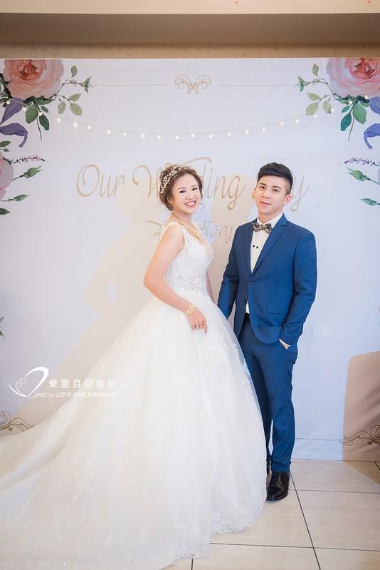 高雄婚禮紀錄推薦愛意1334