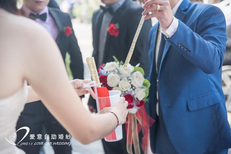 高雄婚禮紀錄推薦愛意1307