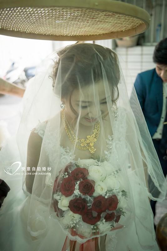 高雄婚禮紀錄推薦愛意1326