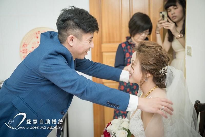 高雄婚禮紀錄推薦愛意1327
