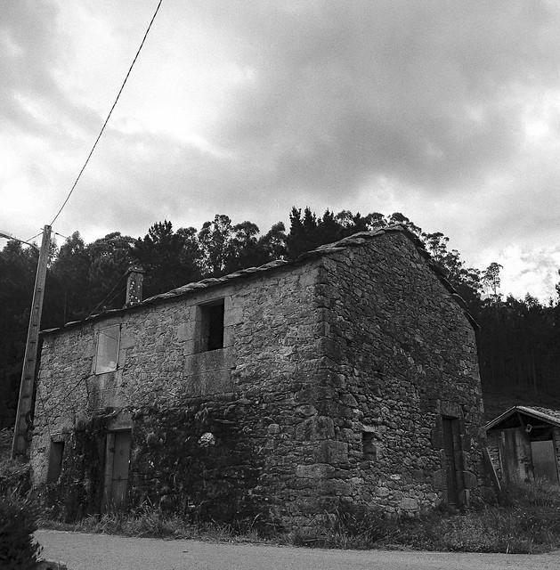 Trasbar, interior de Lugo.