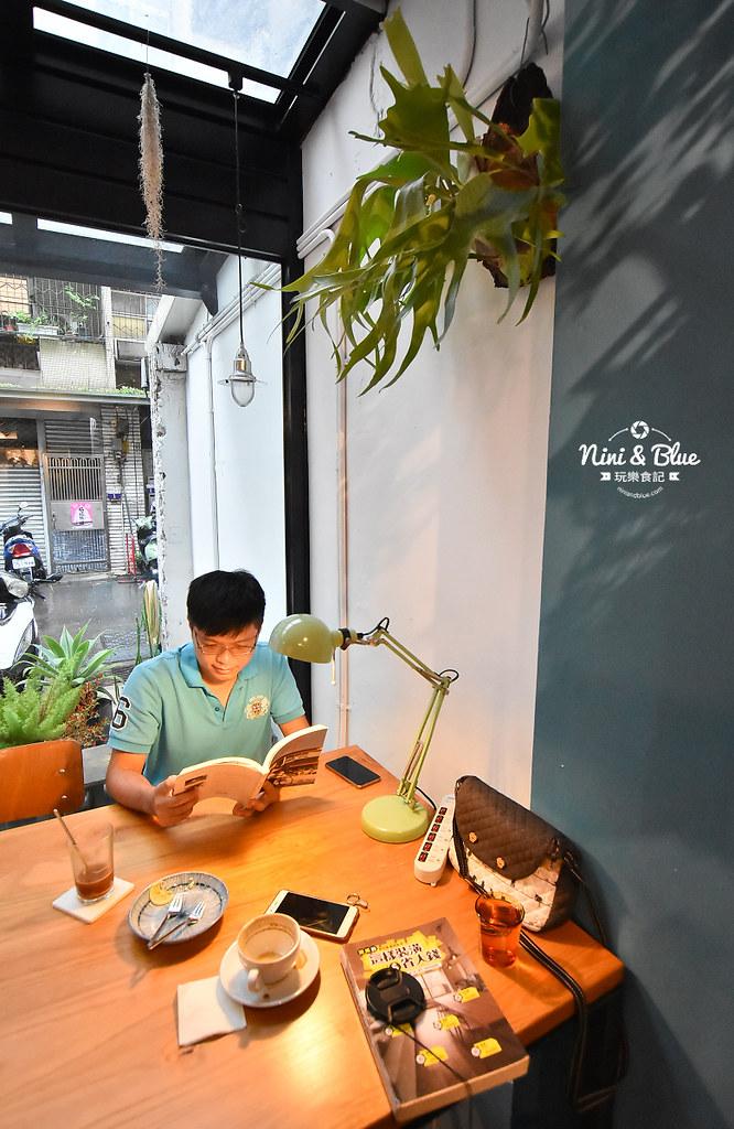拾年咖啡 菜單 台中不限時咖啡 插座11