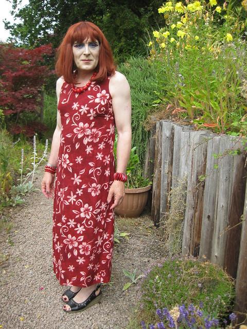 It's me again. Yes, a guy in a dress. Please read...