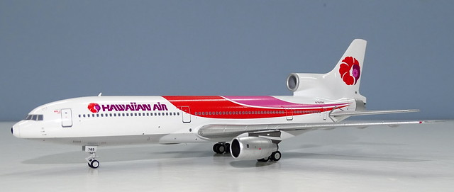 Hawaiian Airlines Lockheed L-1011-385-1 Tristar N765BE