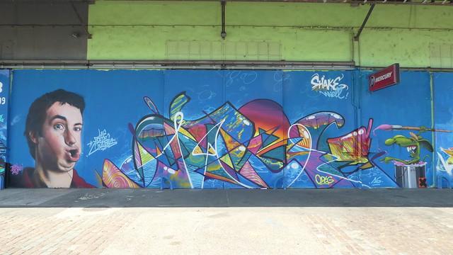 graffiti, Bordeaux