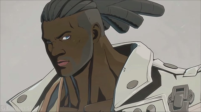 Guilty Gear 2020 - Black Cyborg