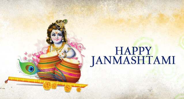happy janmashtami images