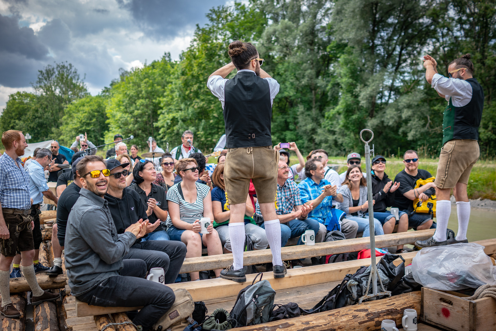 SIP Team Flossfahrt 2019