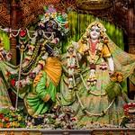 ISKCON Mayapur Deity Darshan 05 Aug 2019