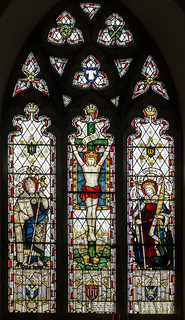 Bethersden, St Margaret's church, East Window