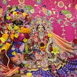 ISKCON Seattle Deity Darshan 05 Aug 2019