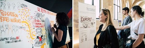 Europa Nostra discusses the future of European civilisation at the Collège des Bernardins in Paris