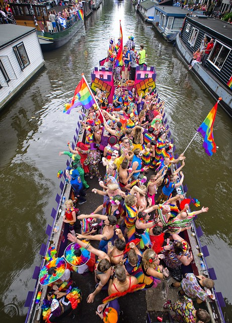 Canal Pride 2019 Amsterdam