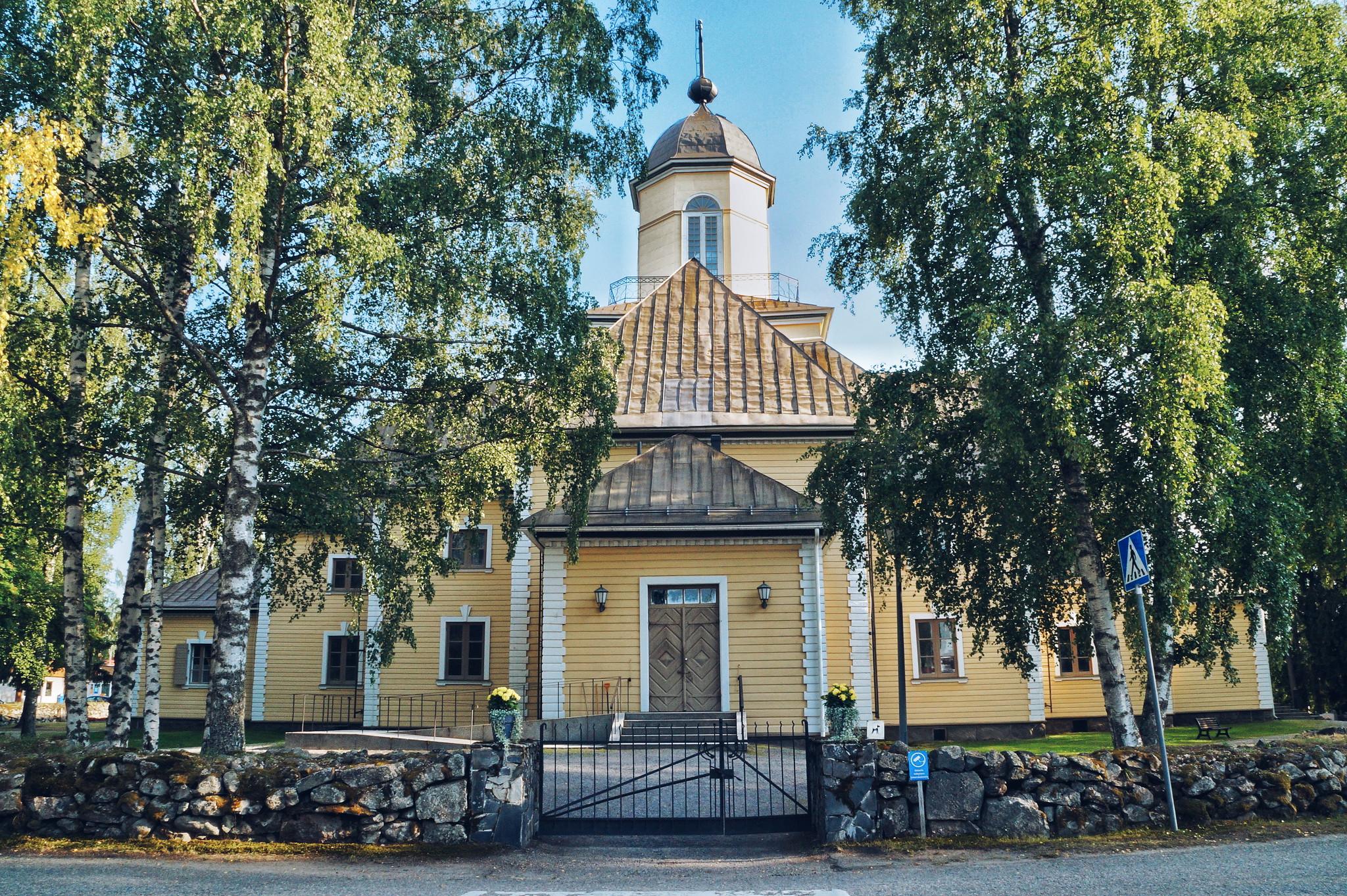 puumala-kirkko