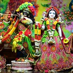ISKCON Nasik Deity Darshan 05 Aug 2019
