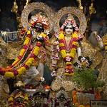 ISKCON Ujjain Deity Darshan 05 Aug 2019