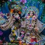 ISKCON Vrindavan Deity Darshan 05 Aug 2019