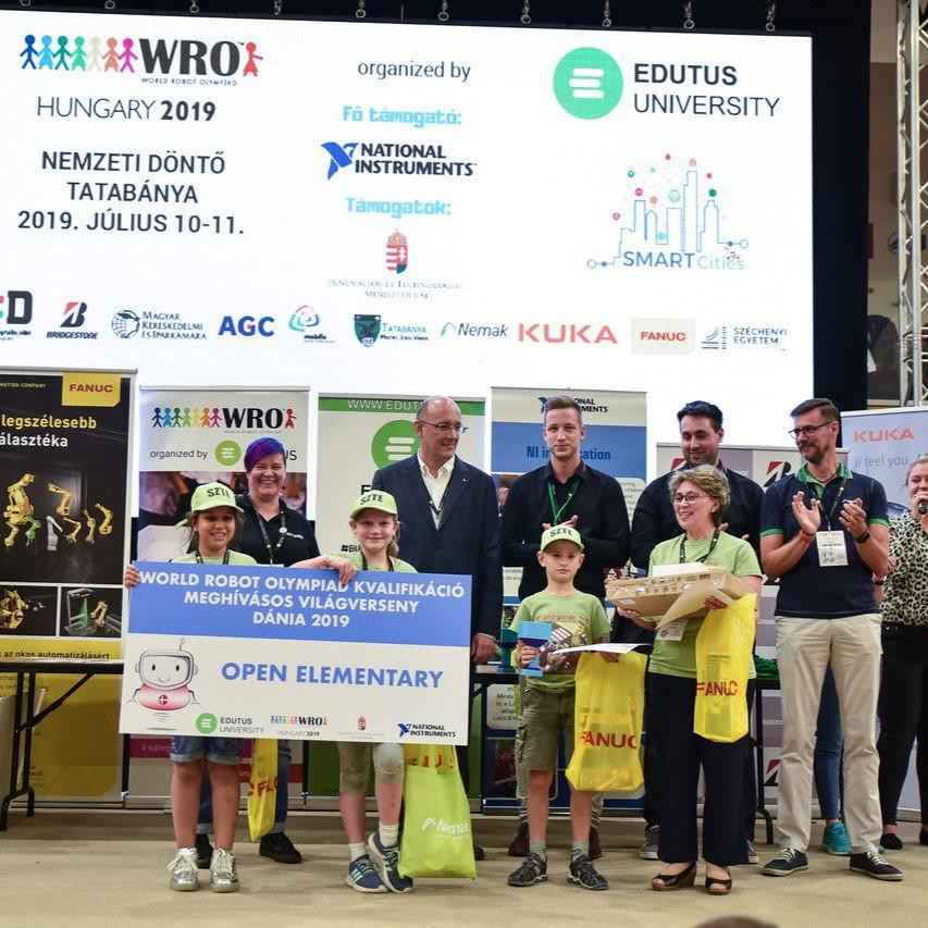 Szegedi kisdiákok a világ legjobb robotépítői