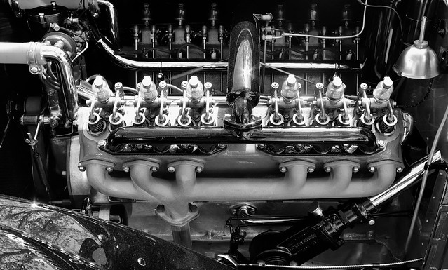 Antique Buick Power
