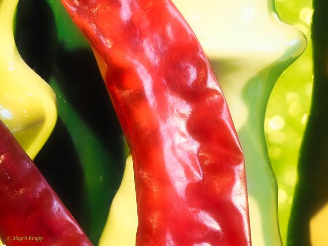 Rendevous - Rot trifft Grün