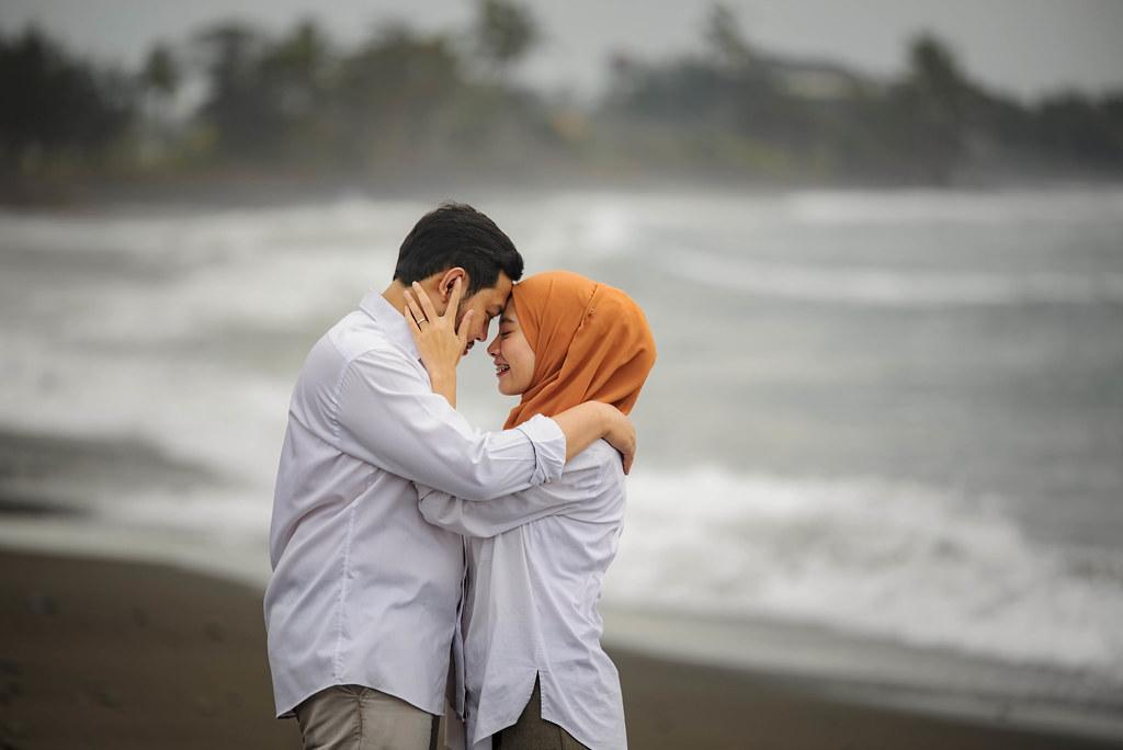 Paket Foto Prewedding Bali Murah Free Dress Dengan Gaun Bridal Makeup Flawless Jakarta
