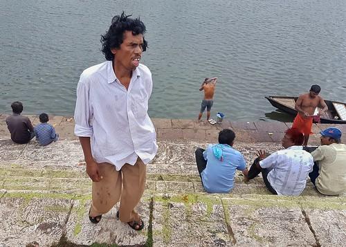 street people candid ghat raipur
