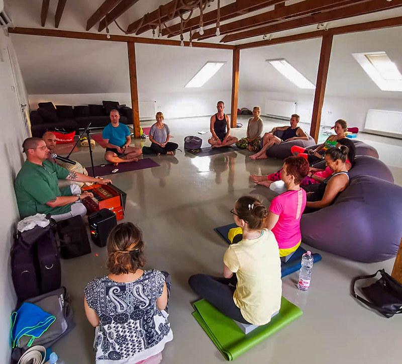 SelfnessYoga oktatóképző tábor 2019