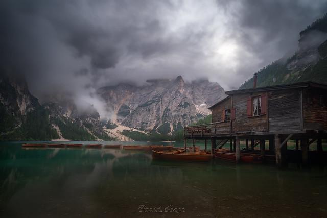 Lago di Braeis .Dolomites https://www.instagram.com/davidnavia/?hl=es