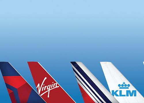 Air France, KLM, Delta, Virgin Atlantic (Foto Air France)