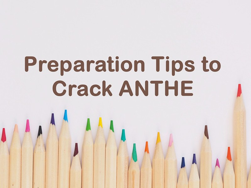anthe preparation tips