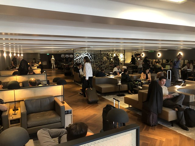 Salon Star Alliance T1 Roissy